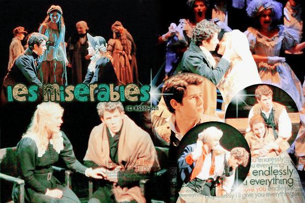 Comédie Musicale : Les misérables
