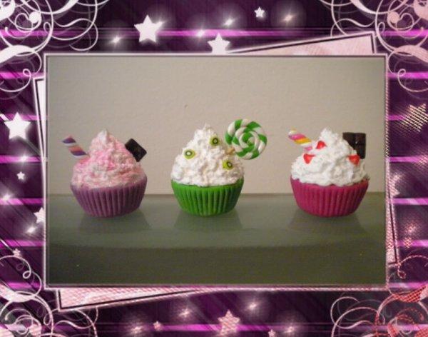 Les Cupcakes