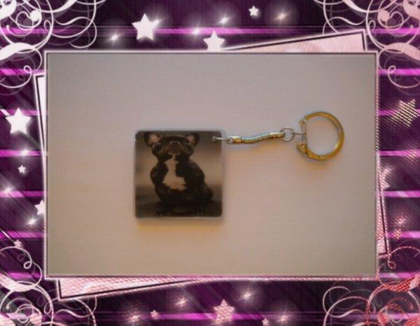 Porte clefs Personalisable photo de votre choix