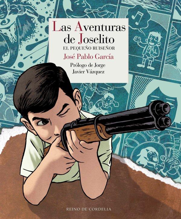 Joselito revient en bande dessinée