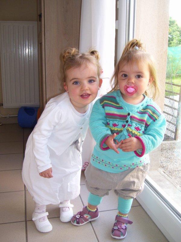 ma filleule et ma petite soeur