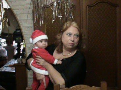 Mamie et ma princesse :))