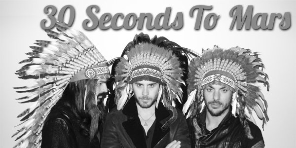 Section 30 Seconds To Mars