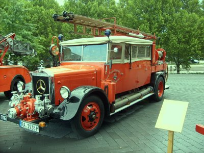 LF Mercedes Benz FF Gaggenau