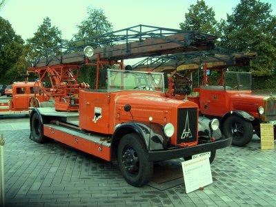 Magirus DL 18 Feuerwehrmuseum Winnenden