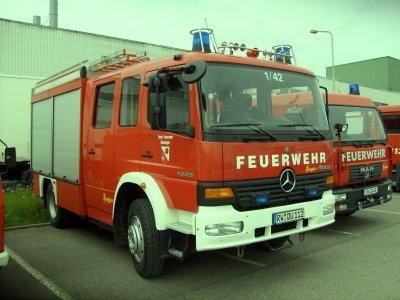 Mercedes LHF FF Dunningen Lkrs Rottweil