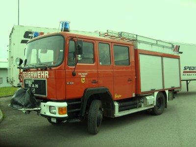 MAN LF 16 TS FF Dornhan Lkrs Rottweil