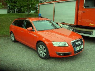 Audi ELW unbekannt