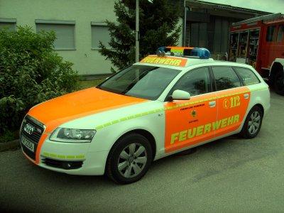 Audi ELW FF Rottweil