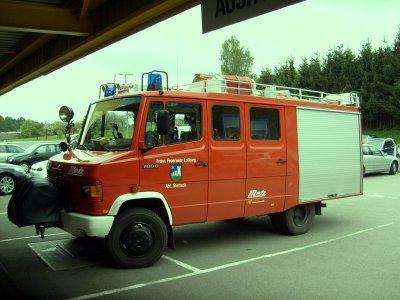 Mercedes LF 8 FF Loßburg Abt. Sterneck Lkrs Freudenstadt