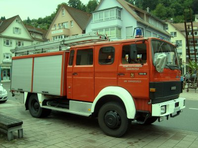 FF Simmersfeld  Mercedes LF16