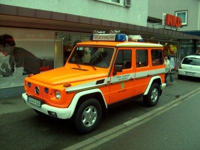 FF Bad Wildbad Mercedes VRW