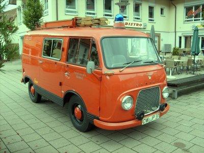 FF Altensteig Abteilung Walddorf Ford TSF