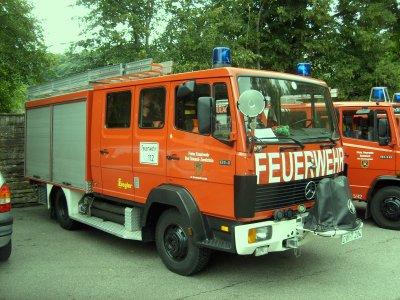 FF Bad Teinach - Zavelstein Mercedes LF8