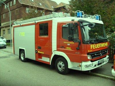 FF Nagold Abteilung Vollmaringen Mercedes LF 10