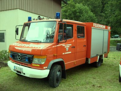 FF Wildberg Abteilung Schönbronn Mercedes KLF