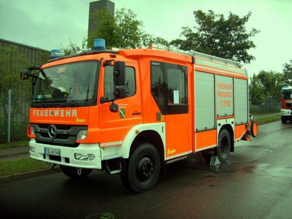 FF Waldachtal Landkreis Freudenstadt Mercedes LHF 20