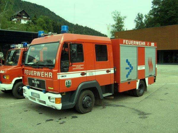 FF Loßburg- Schömberg Landkreis FDS MAN TSF