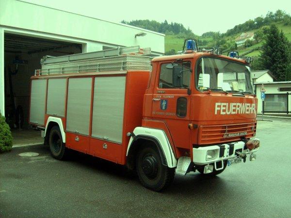 FF Bad Peterstal Landkreis Ortenau Magirus RW 2
