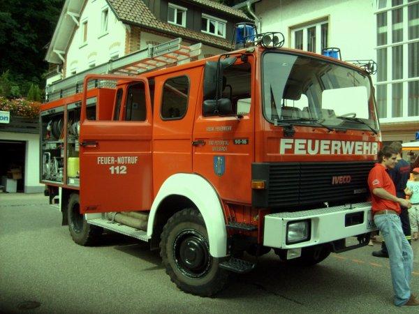 FF Bad Peterstal Landkreis Ortenau Magirus LF 8 schwer