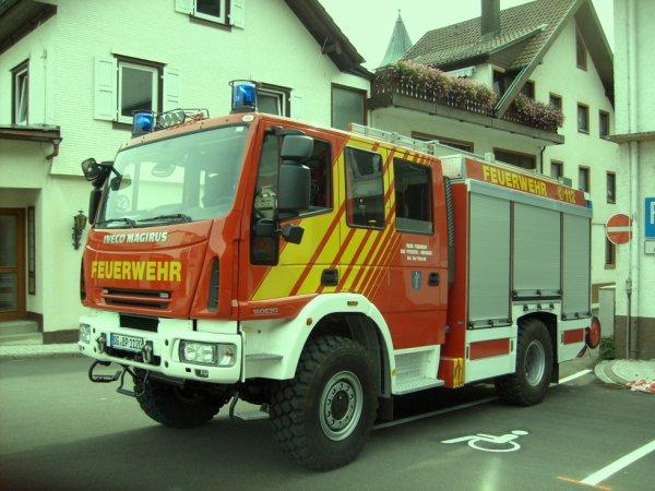 FF Bad Peterstal Landkreis Ortenau IVECO LHF