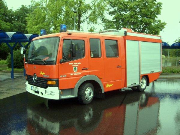 FF Loßburg- Wittendorf Mercedes LF 8