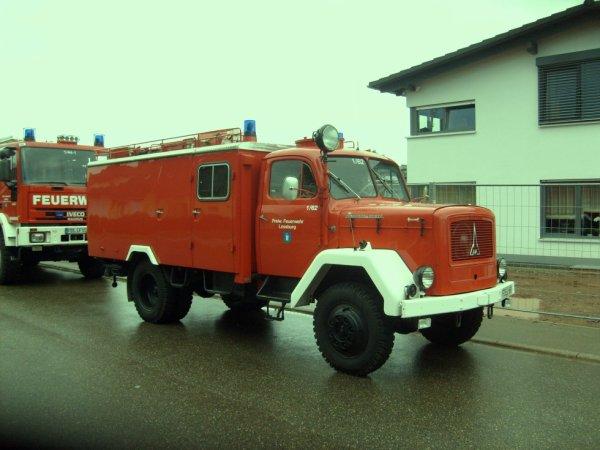 FF Loßburg Magirus Deutz SW2000