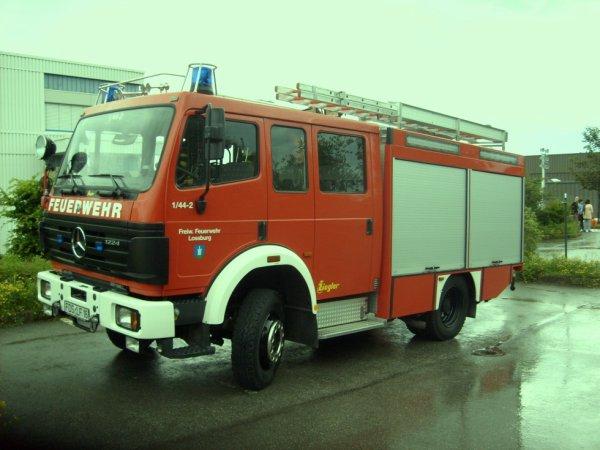 FF Loßburg Mercedes LF 16