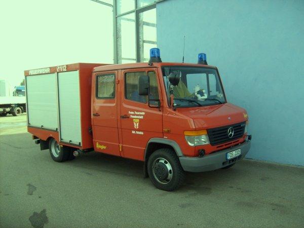 FF Freudenstadt- Kniebis Mercedes Benz KLF
