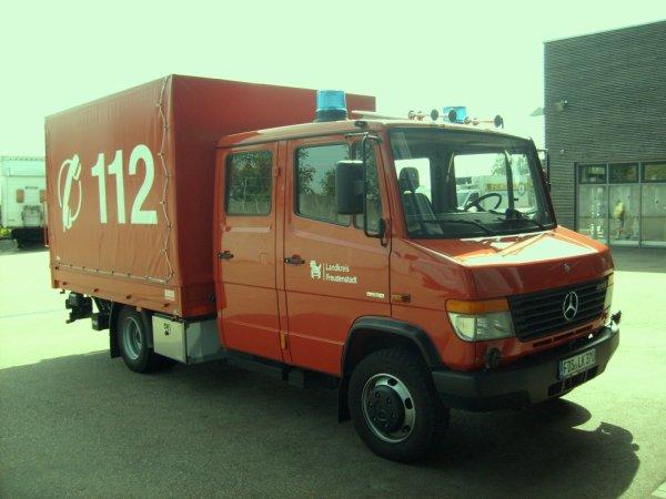 FF Freudenstadt Landkreis Mercedes Benz GW L