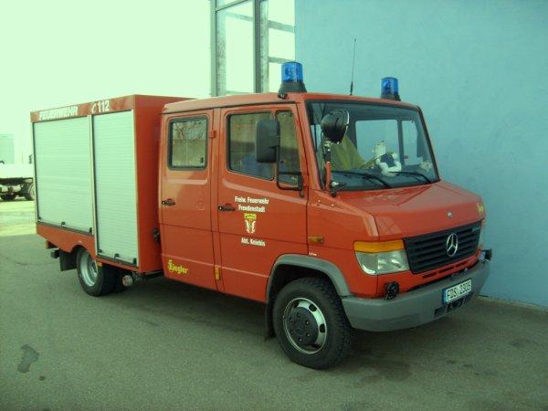 FF Freudenstadt Kniebis Mercedes KLF