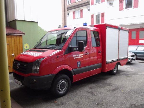 FF Bad Griesbach Landkreis Ortenau neues VW TSF