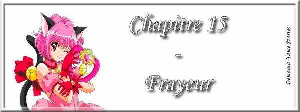 Dren + Zoey = Love Story 2 Chapitre 15 - Frayeur Dren + Zoey = Love Story  2