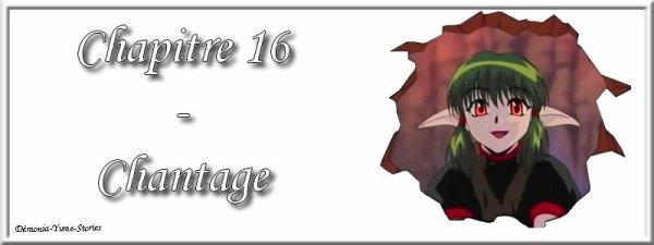 Dren + Zoey = Love Story 2 Chapitre 16 - Chantage Dren + Zoey = Love Story  2