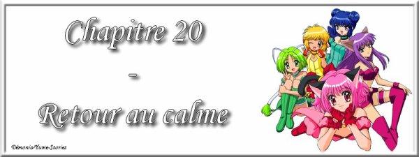 Dren + Zoey = Love Story 2 Chapitre 20 - Retour au calme Dren + Zoey = Love Story  2