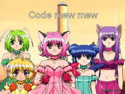 Code Mew MewChapitre 00 - Présentation de ma Fan-Fiction Code Mew Mew