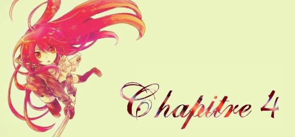 Watashi wa Flame Haze : Chapitre 4
