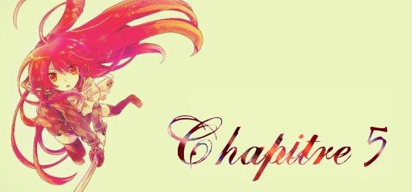 Watashi wa Flame Haze : Chapitre 5