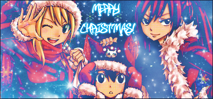 OS Fairy Tail : Merry Christmas !