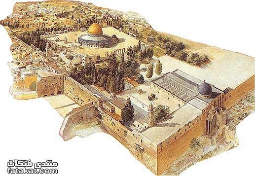 هل المسجد الأقصى في خطر بعد إعتداء إسرائيل على غزة