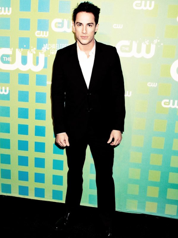 ". _______.17.05.2012. ___♡__  Michael présent à ""The CW network Upfron 2012"" ."