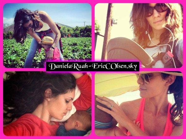 Où écrit à Daniela Ruah ? ;)