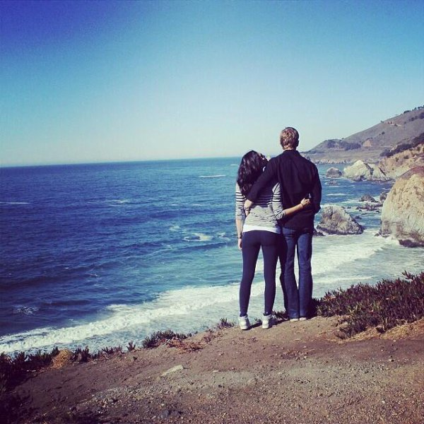 Daniela Ruah-Olsen & David Paul Olsen