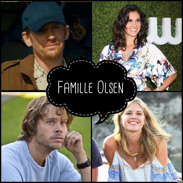 Famille Olsen (l)