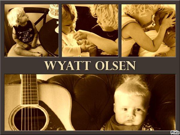 Wyatt Olsen