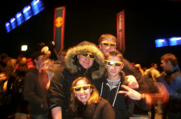Disney le 07-03-2010