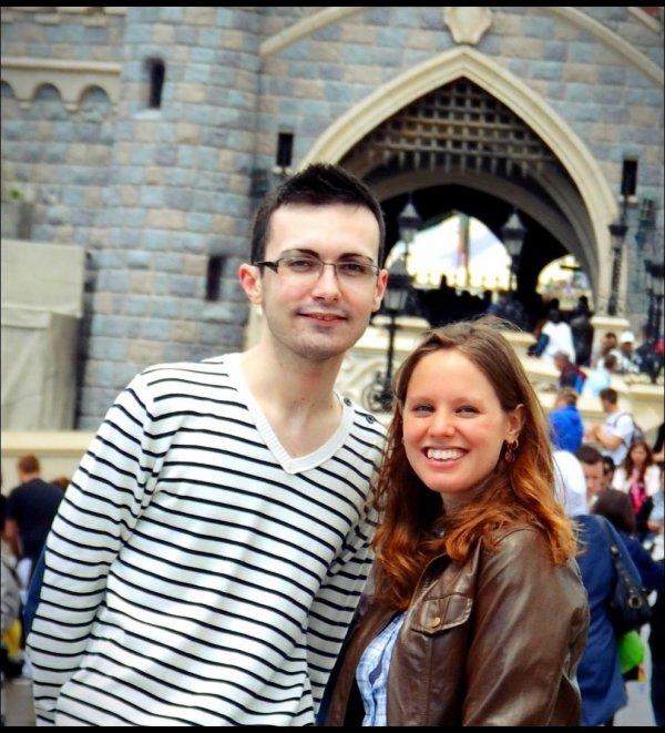 Disney avec Fabinou et sa maman (7 juillet 2012)