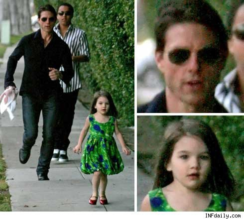 tom and suri and connor