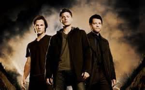 la serie supernatural