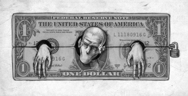 """""""L'homme est esclave de son maître, le maître est esclave de son argent, l'argent est le maître de l'esclave et son maître! Sur ces contrefaites l'unique maître est Dieu!""""    CH.Amine"""